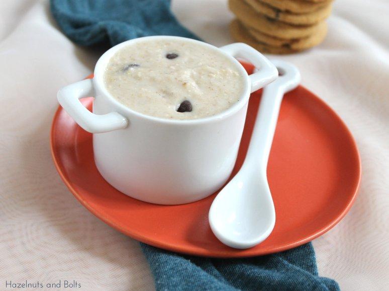 breakfast cookie dough 6