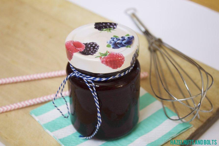Homemade Blueberry Jam 5