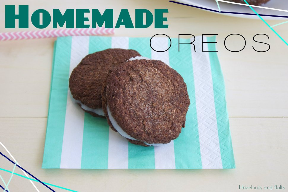 Homemade Oreos 2