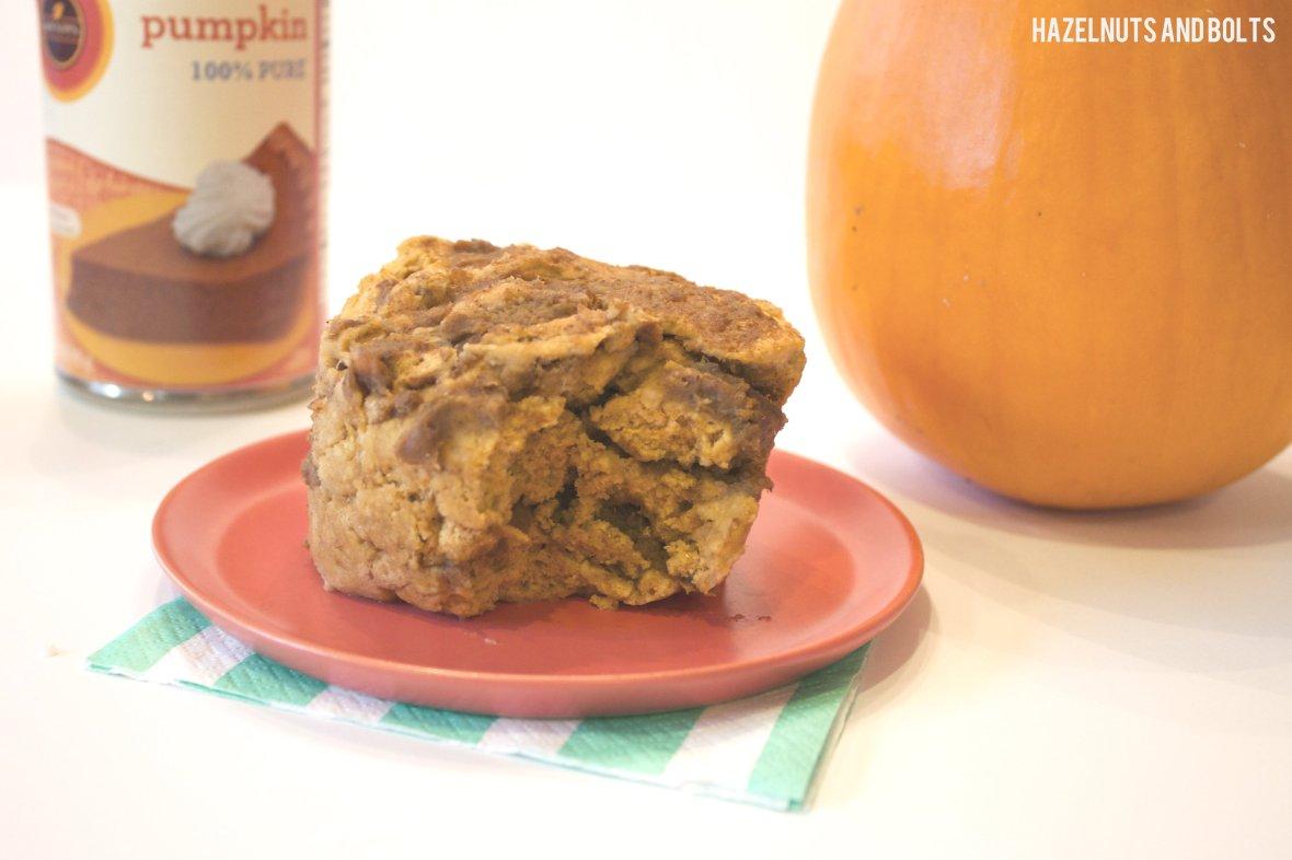 Pumpkin Mug Cake 1