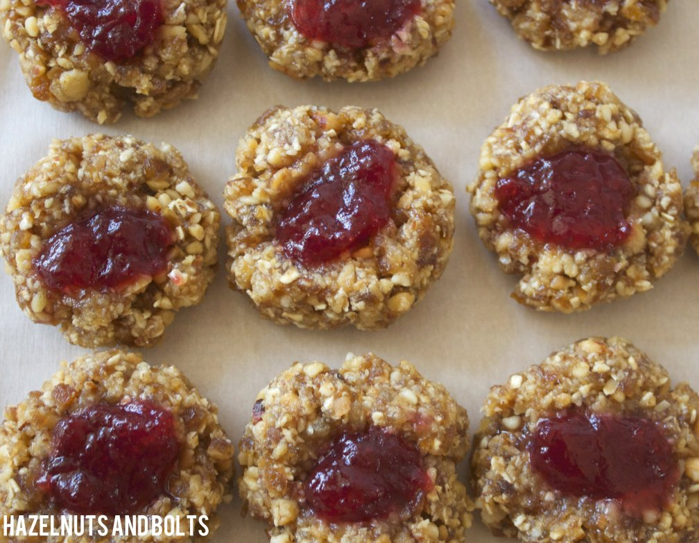 No bake thumbprint cookies 3